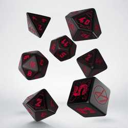 Cyberpunk Red Dice Set (7)