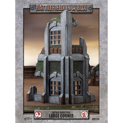 Battlefield in a Box: Gothic Industrial - Large Corner