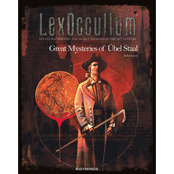 LexOccultum: Great Mysteries of Übel Staal