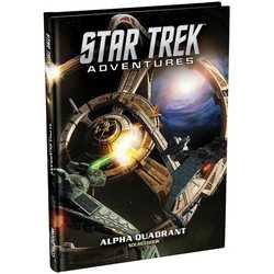 Star Trek Adventures: Alpha Quadrant