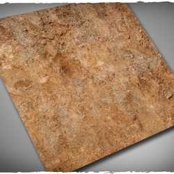 DCS Game Mat Badlands 3x3 ~ 91,5x91,5cm (Mousepad)