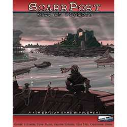 Scarrport: City of Secrets