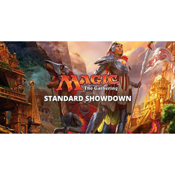 Magic the Gathering: Standard Showdown 18:e Februari