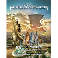 Mindjammer: The Core Worlds