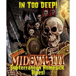 Zombies!!! MidEvil 3: Subterranean Homesick Blues!