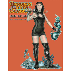 Dungeon Crawl Classics RPG (Slipcase ed)