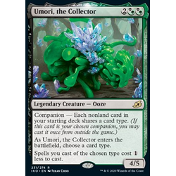 Magic löskort: Ikoria: Lair of Behemoths: Umori, the Collector