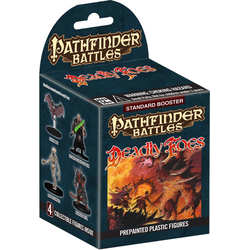 Pathfinder Battles: Deadly Foes Booster Pack (1)