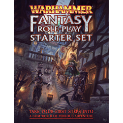Warhammer FRPG (4th ed): Starter Set