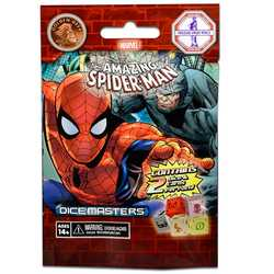 Marvel Dice Masters: Amazing Spiderman Booster