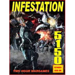 Infestation - 5150 Scenario Book