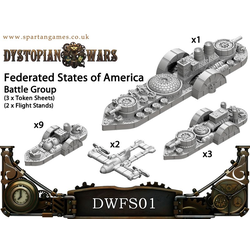 Federated States of America Naval Battle Group v1.0