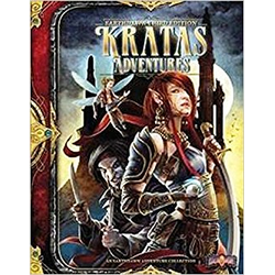 Earthdawn 3rd ed: Kratas Adventures