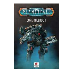 Firestorm Planetfall : Core Rulebook