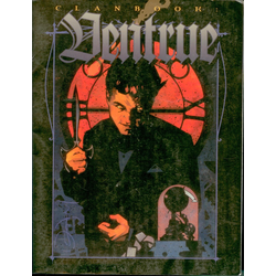 Vampire the Masquerade: Clanbook Ventrue, Revised