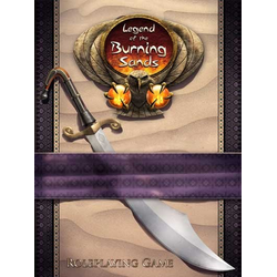 Legend of the Five Rings: Legend of the Burning Sands