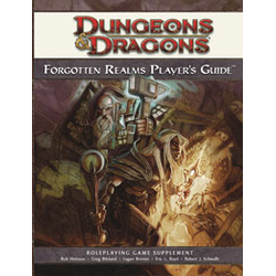 D&D 4.0: Forgotten Realms Player's Guide
