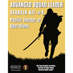 Advanced Squad Leader (ASL): Starter Kit 4 Pacific Theater of Operations