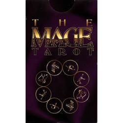 Mage, The Ascension: Tarot, Revised (Begagnad) )