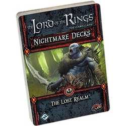 Lord of the Rings LCG: The Lost Realm Nightmare Deck