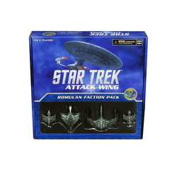 Star Trek: Attack Wing: Romulan Faction Pack