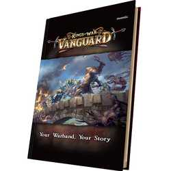 Kings of War: Vanguard Rulebook (Hardcover)