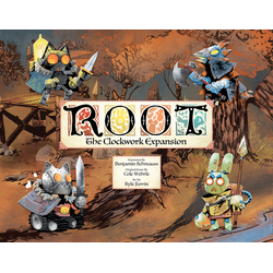 Root: The Clockwork / Automated Factions