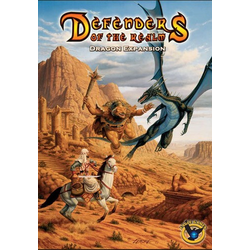 Defenders of the Realm: the Dragon Expansion (2nd ed)