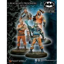 Batman Miniature Game: Blackgate Prisoners II