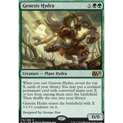 Magic löskort: M15: Genesis Hydra