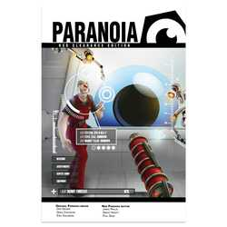 Paranoia: Core Starter Set Red Clearance