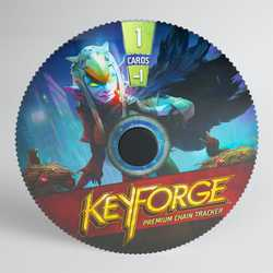 GameGenic Keyforge Premium Chain Tracker Shadows