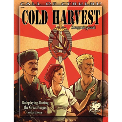 Call of Cthulhu: Cold Harvest