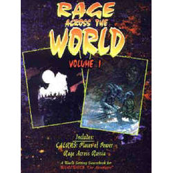 Werewolf: The Apocalypse: Rage Across the World, vol. 1