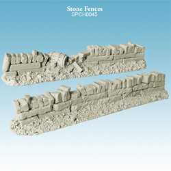 Spellcrow: Stone Fences