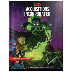 D&D 5.0: Acquisitions Incorporated