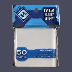 FFG Square Board Game Sleeves (70mm x 70mm)