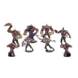 DreadBall: Kovoss Kryptics - Mutant Team