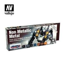 Vallejo Paint Set Non Metallic Metal