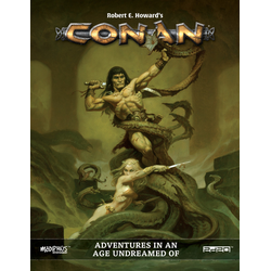 Conan RPG: Core Rulebook
