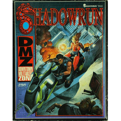 Shadowrun: DMZ