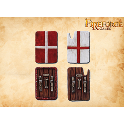 Fireforge: Large Pavais (12)