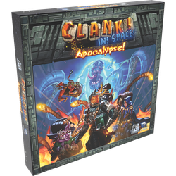 Clank! In! Space!: Apocalypse