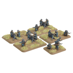 French Fusiliers Machine-gun Platoon