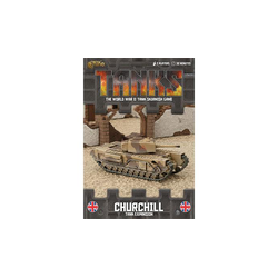 TANKS: British Churchill Tank Expansion