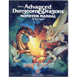 ADD: Monster Manual (1979)