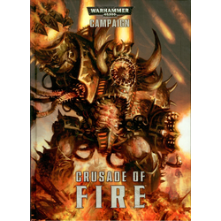 Warhammer 40.000: Crusade of Fire Campaign Book