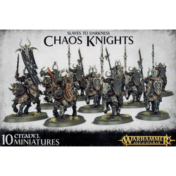 Slaves to Darkness Chaos Knights