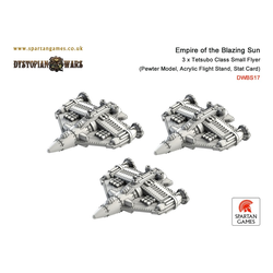 Empire of the Blazing Sun Tetsubo Class Small Flyer (3)