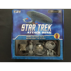 Star Trek: Attack Wing: Borg Faction Pack - Resistance is Futile